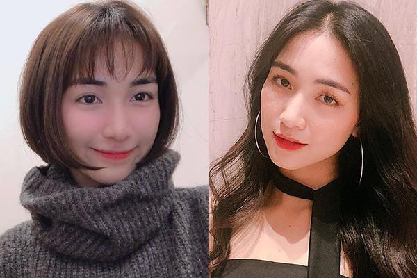 So với khi để tóc xoăn dài như thường lệ, Hòa Minzy trông trẻ ra cả chục tuổi. Nhiều người hâm mộ khen ngợi cô nàng đã 25 tuổi mà trông chẳng khác gì teen girl.
