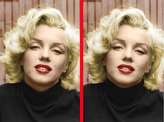 Người đẹp Marilyn Monroe có gì khác lạ? (2) - 2