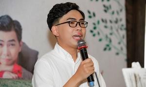 'Thánh chửi' Minh Dự bật khóc vì từng thất hứa thời sinh viên