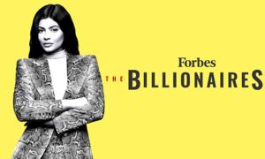 Kylie Jenner bị chế nhạo khi trở thành 'tỷ phú tự thân trẻ nhất thế giới'
