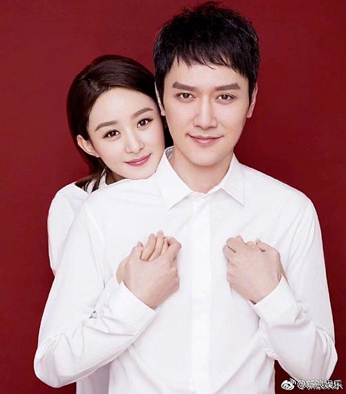Cặp sao khoe ảnh đăng ký kết hôn khiến mạng xã hội Weibo bị tê liệt một thời gian ngắn, thu hút hàng tỷ lượt bình luận khắp mạng. Bài đăng của Triệu Lệ Dĩnh cũng đạt hơn 7 triệu lượt thích, lập kỷ lục trên Weibo.