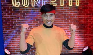 Nguyên Khang: 'Tôi sẽ dẫn Confetti đến hết mùa'