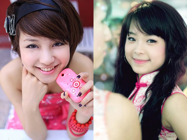 Thời của các hot girl đời đầu, cách làm đẹp còn rất đơn giản và hầu như ai cũng chung một công thức. Phong trào kẹo ngọt lên ngôi khiến màu son hồng baby thành người bạn thân của các cô gái. Các cô nàng ưa chuộng môi hồng rực rỡ, đi kèm son bóng hoặc lối tô son kiểu xí muội đáng yêu.