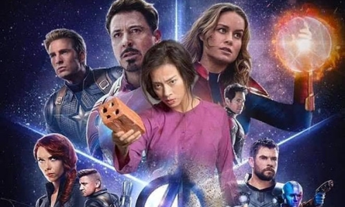 Trailer ''Avengers: End Game'' còn nóng hổi mà ảnh chế đã ngập tràn