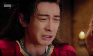 Những cảnh khóc của mỹ nam Hoa ngữ khiến khán giả chỉ muốn bật cười