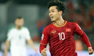 Áo số 10 của Công Phượng tại U23 Việt Nam có chủ mới