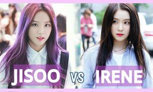 Ji Soo và Irene: Ai có visual 'đỉnh' hơn?