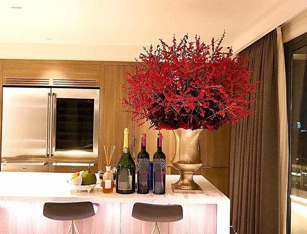 Là người kín tiếng, Đặng Thu Thảo hiếm khi chia sẻ về căn nhà mình đang ở. Từng món nội thất cho thấy sự hiện đại, tinh tế của chủ nhân căn nhà.