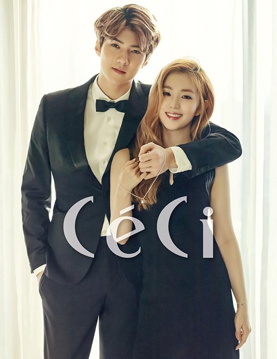 Irene lớn hơn Se Hun 3 tuổi nhưng cả hai đứng bên nhau vẫn đẹp đôi như một cặp tình nhân thực sự. Hai idol nổi tiếng với khí chất vương giả, họ giống như một cặp đôi giàu có, sang chảnh trên tạp chí.
