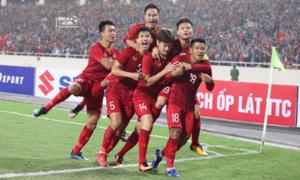 Dàn sao U23 đăng ảnh ăn mừng đánh bại Thái Lan