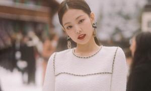Jennie vượt mặt Yoon Ah trong bảng xếp hạng thương hiệu tháng 3