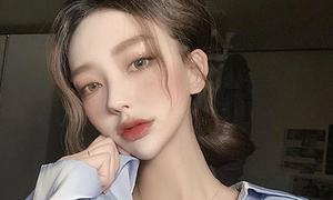 Trào lưu tiêm môi trái tim khiến hot girl Hàn ngày càng giống nhau