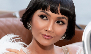 H'Hen Niê tuyên bố bỏ tóc tém, đổi kiểu tóc giống biểu tượng sắc đẹp Mỹ