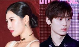 Sun Mi sang chảnh, Min Hyun đẹp trai nổi bật tại sự kiện