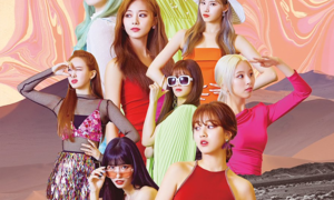 Fan phàn nàn vì poster comeback của Twice trông như 'gánh xiếc rẻ tiền'