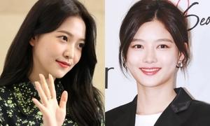 Hai mỹ nhân sinh năm 1999 xứ Hàn đọ nhan sắc trong sự kiện