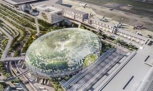 Vẻ đẹp hiện đại choáng ngợp của nhà ga sân bay Changi