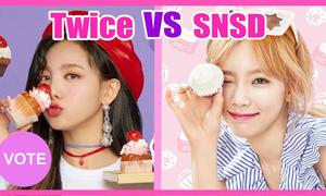 SNSD và Twice: Về mọi mặt ai hơn ai?