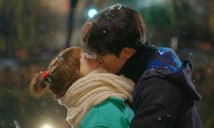 7 nụ hôn siêu ngọt trong các bộ phim Hàn đình đám