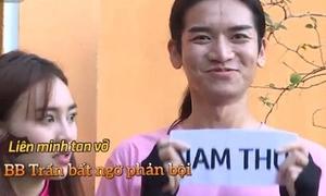 BB Trần 'trở mặt' chơi phản bội ở Running Man