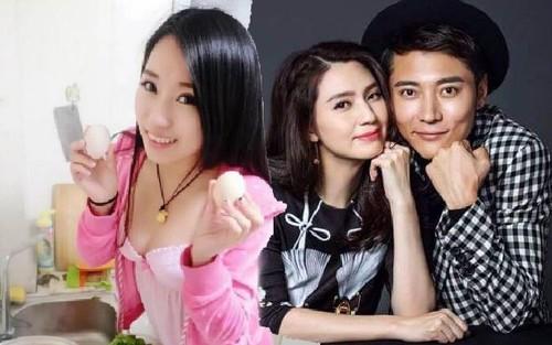 Tất Oánh (trái) và 2 vợ chồng Hồng Hân - Trương Đan Phong.