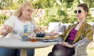 2 kiều nữ lừa đảo quậy banh rạp chiếu trong 'The Hustle'