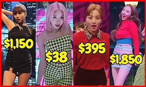 Trang phục trong MV 'Fancy' của Twice đắt đỏ ra sao?