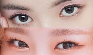 Nhìn đôi mắt quyến rũ đoán idol Hàn