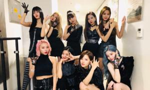 Vượt mặt Black Pink, Twice lập kỷ lục bán album ở Hàn