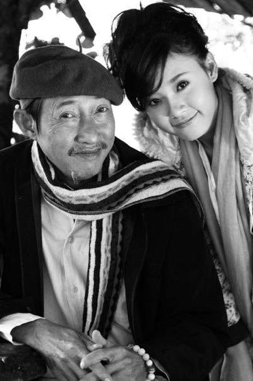 Midu bày tỏ nỗi thương tiếc với sự ra đi của nghệ sĩ Lê Bình.