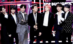 BTS giật spotlight của Taylor Swift, hot nhất Billboard Music Awards 2019
