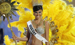 Hoa hậu Uruguay chết trong trạng thái treo cổ tại Mexico