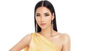 Hoàng Thùy đại diện Việt Nam thi Miss Universe 2019