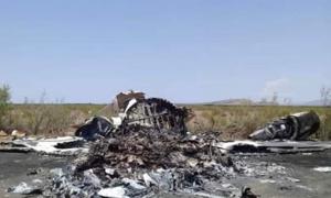 Rơi máy bay ở Mexico, không một ai sống sót