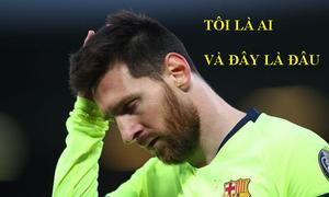 Messi bị chế ảnh sau 'cú lừa đau đớn' từ Liverpool