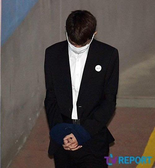 Luật sư của Jung Joon Young tuyên bố rằng nam ca sĩ thừa nhận những cáo buộc, bao gồm quay lén, phát tán video sex và cưỡng hiếp tập thể. Trong đó, cáo buộc cưỡng hiếp tập thể là cáo buộc bổ sung sau cuộc điều tra đồng phạmChoi Jong Hoon. Luật sư cũng yêu cầu một cuộc xét xử kết hợp các tội danh. Phiên điều trần tiếp theo của vụ án Jung Joon Young dự kiếndiễn ra vào ngày 14/6.