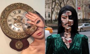 'Ảo thuật gia' makeup với biệt tài ngụy trang khiến người xem 'lạnh gáy'