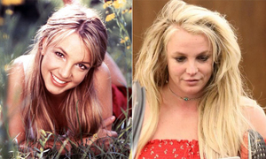 Britney Spears: 'Công chúa' không hạnh phúc