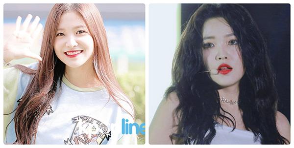 Yeri (Red Velvet) đang là chủ đề hot trên các forum Kpop nhờ ngoại hình đầy bí ẩn, sang chảnh trong sự kiện mới.Từ một cô béđể kiểu tóc 2 bên khi mới debut, Yeri đang ngày càng trở nên quyến rũ, sở hữu vẻ đẹp bí ẩn với cách trang điểm đậm hơn.