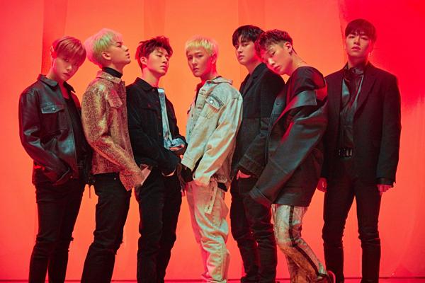 iKON - boygroup nhà YG.