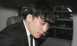 Netizen Hàn bức xúc khi lệnh bắt giữ Seung Ri bị tòa từ chối
