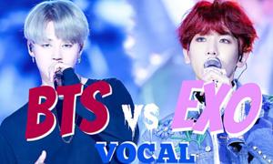 BTS và EXO: Nhóm nào có giọng tốt hơn khi hát live?