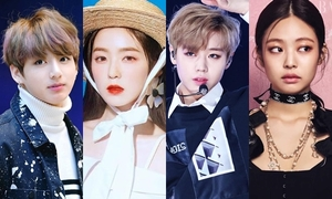 So sánh tuổi giữa các idol Hàn (2)