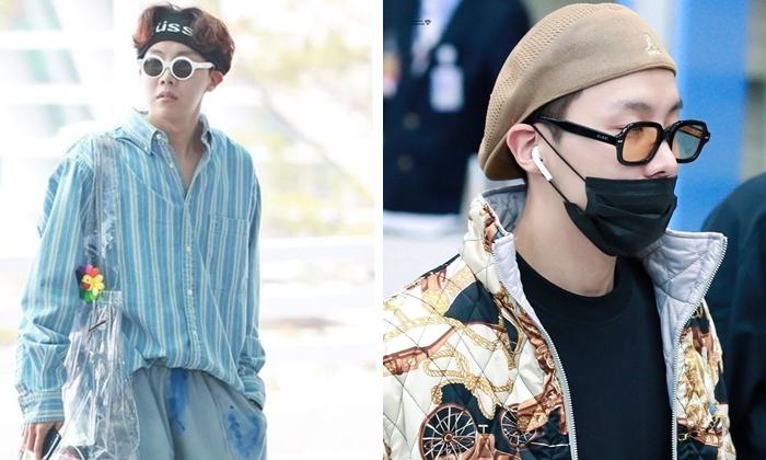J-Hope (BTS) - nam idol ''sinh ra để làm fashionista''