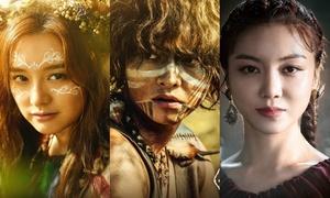 Bom tấn 'Arthdal Chronicles' của Song Joong Ki tung poster 4 nhân vật chính