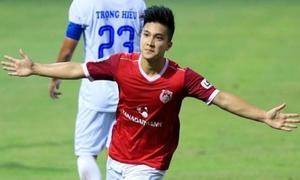Chân sút Việt kiều được gọi lên tuyển U23 Việt Nam
