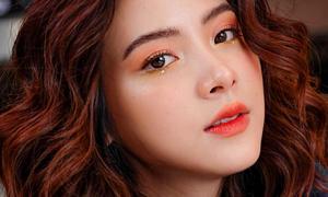 Mỹ nhân Hàn, Thái 'đẹp thần sầu' với mốt trang điểm đơn sắc