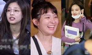 So kè mặt mộc của các mỹ nhân hot nhất Black Pink - Twice - Red Velvet