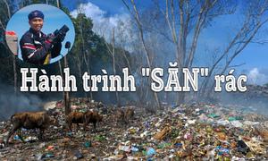 3.000 bức ảnh 'nói' về những đảo xanh ngập rác