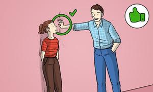 Ngôn ngữ cơ thể tiết lộ sự thật về mối quan hệ của bạn
